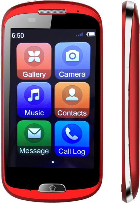 foto del cellulare Haier E-ZY A6