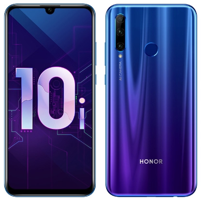 foto del cellulare Huawei Honor 10i
