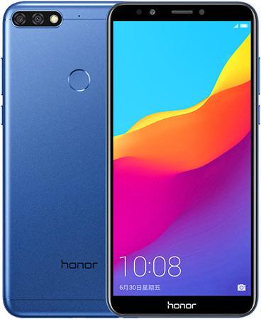 foto del cellulare Honor 7C