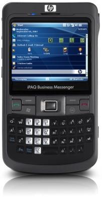 foto del cellulare Hp iPAQ 910c