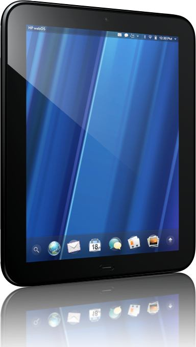 foto del cellulare Hp TouchPad