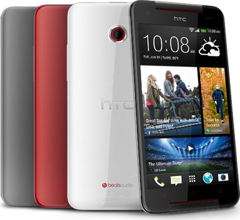 foto del cellulare Htc Butterfly S