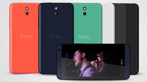 foto del cellulare Htc Desire 610