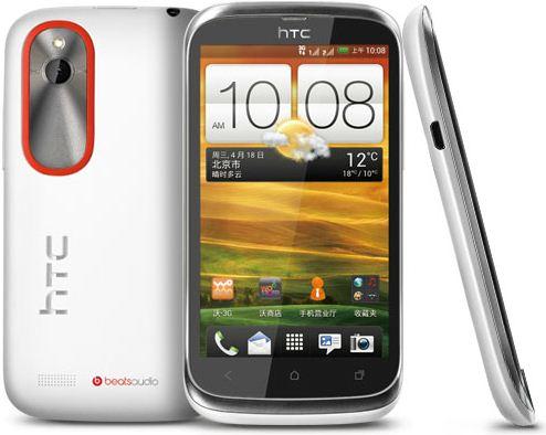 foto del cellulare Htc Desire V