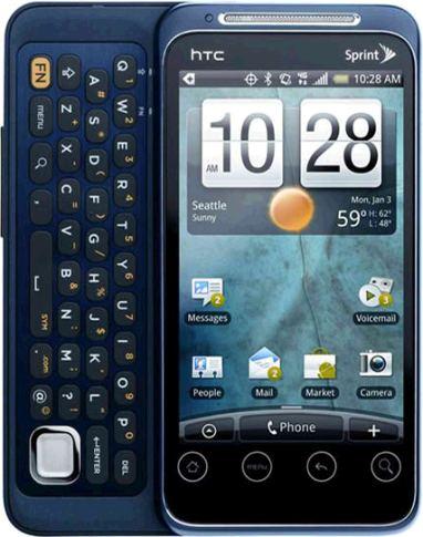 foto del cellulare Htc Evo Shift 4G