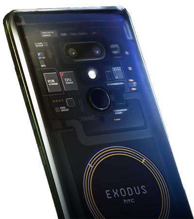 foto del cellulare Htc Exodus 1