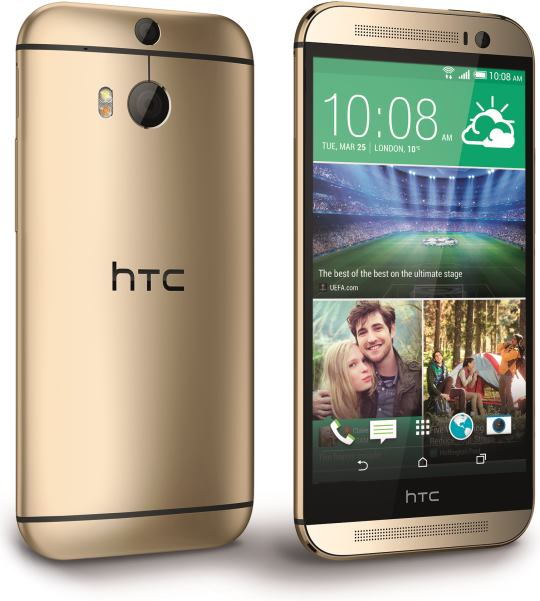 foto del cellulare Htc One M8