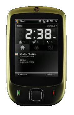 foto del cellulare Htc Touch