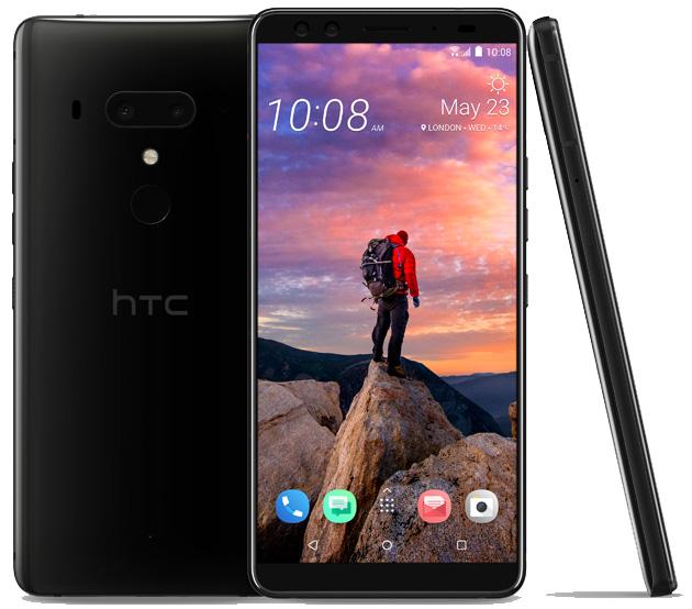 foto del cellulare Htc U12+