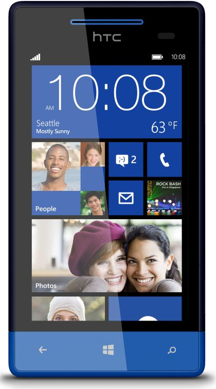 foto scheda Htc Windows Phone 8S