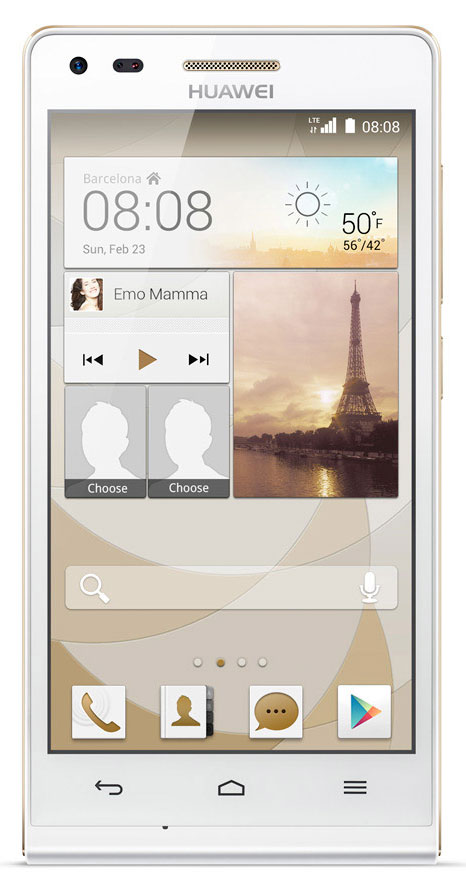 foto del cellulare Huawei Ascend G6