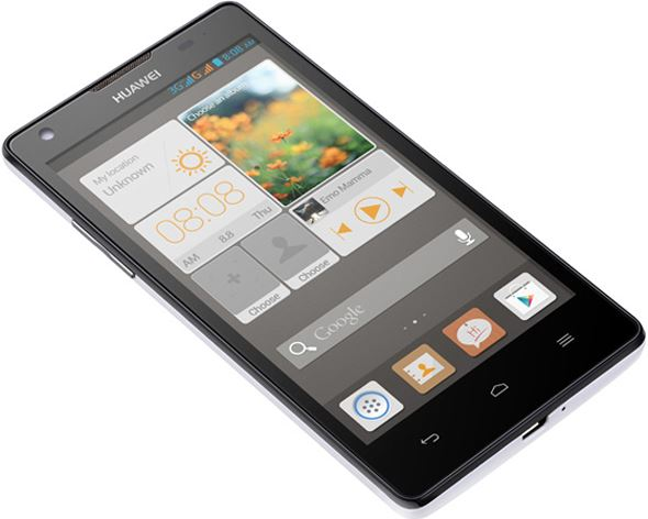foto del cellulare Huawei Ascend G700