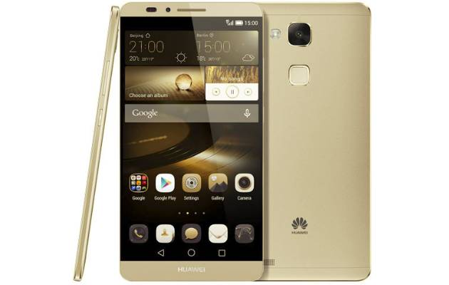 foto del cellulare Huawei Ascend Mate 7