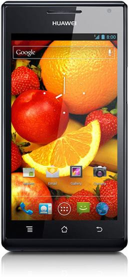 foto del cellulare Vodafone Huawei Ascend P1