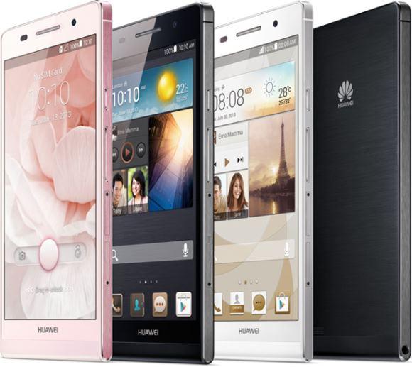 foto del cellulare Huawei Ascend P6