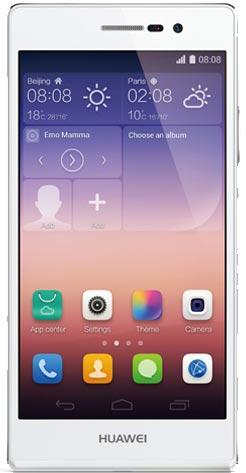 foto del cellulare Huawei Ascend P7