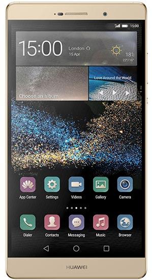 foto del cellulare Huawei P8max