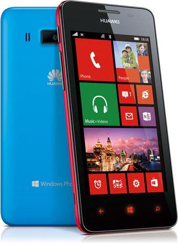 foto del cellulare Huawei Ascend W2
