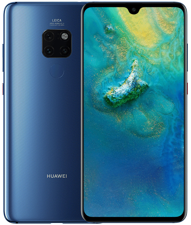 foto del cellulare Huawei Mate20