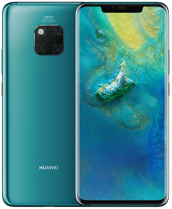 foto del cellulare Huawei Mate20 Pro