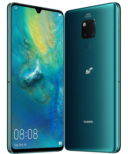 foto del cellulare Huawei Mate20 X 5G