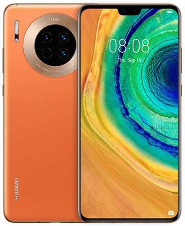 foto del cellulare Huawei Mate30 5G