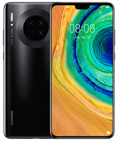 foto del cellulare Huawei Mate30