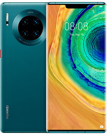 foto del cellulare Huawei Mate30 Pro 5G