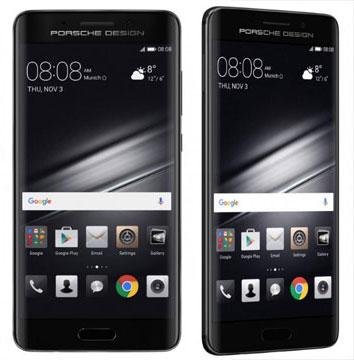 foto del cellulare Huawei Mate 9 Porsche Design