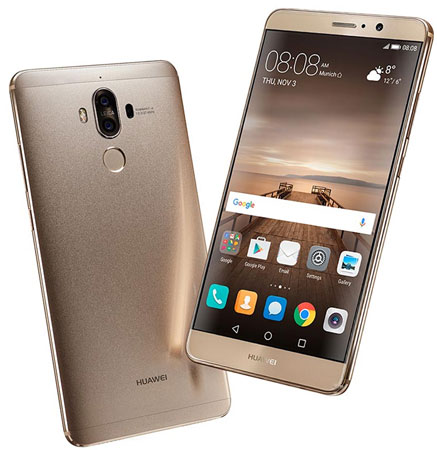 foto del cellulare Huawei Mate 9