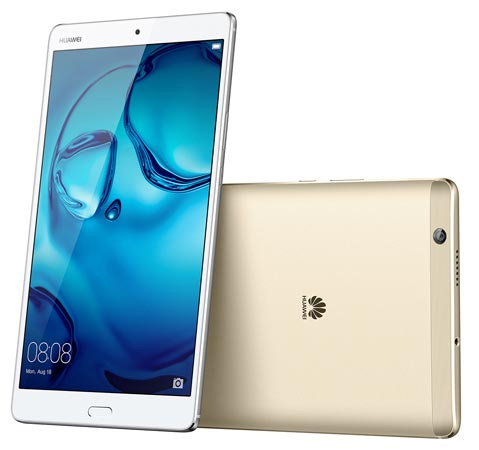 foto del cellulare Huawei MediaPad M3