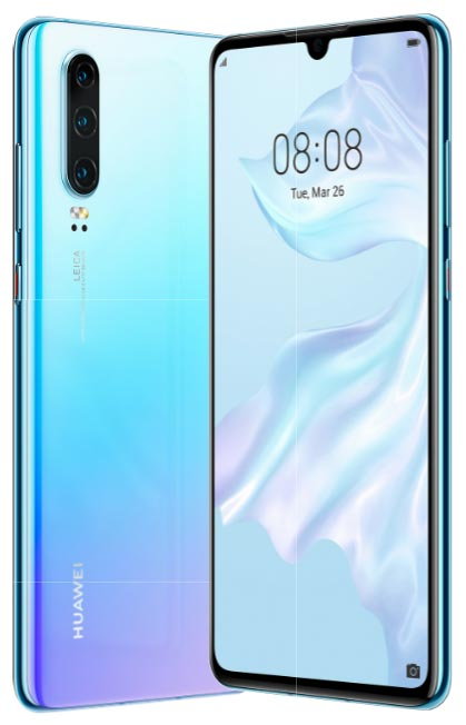 foto del cellulare Huawei P30