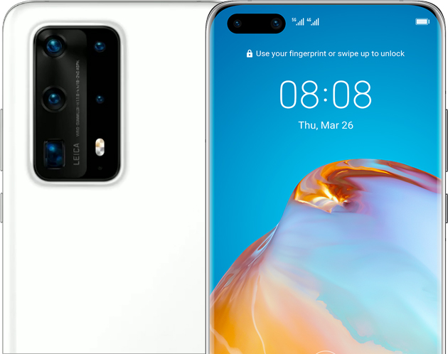 foto del cellulare Huawei P40 Pro Plus