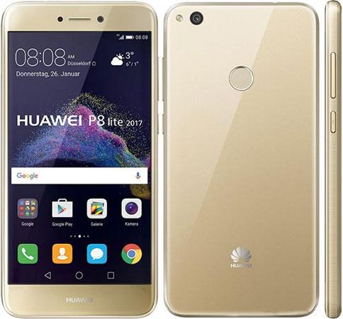 foto del cellulare Huawei P8 Lite 2017