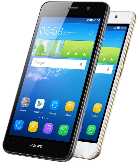 foto del cellulare Huawei Y6