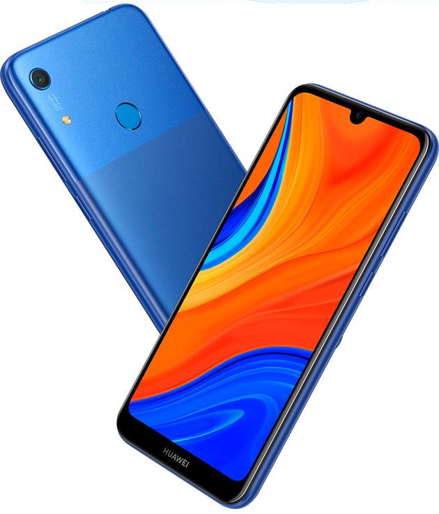 foto del cellulare Huawei Y6s