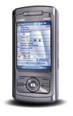 foto del cellulare i-Mate JAMA