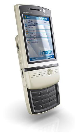 foto del cellulare i-Mate Ultimate 5150