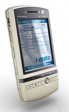 foto del cellulare i-Mate Ultimate 6150