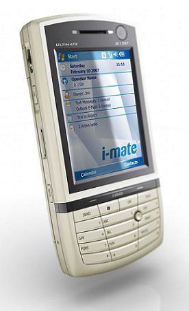 foto del cellulare i-Mate Ultimate 8150