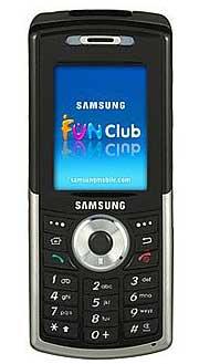 foto del cellulare Samsung i300x