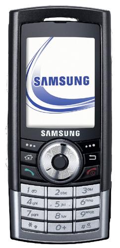 foto del cellulare Samsung I310