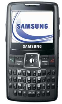 foto del cellulare Samsung i320