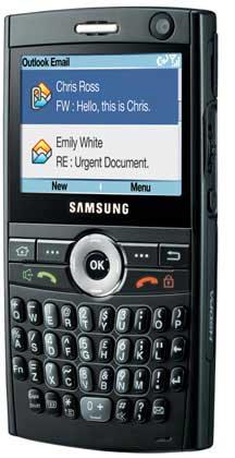 foto del cellulare Samsung i600