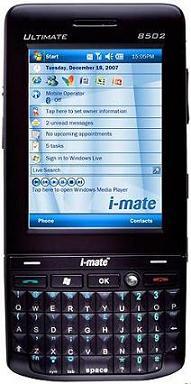 foto del cellulare i-Mate Ultimate 8502