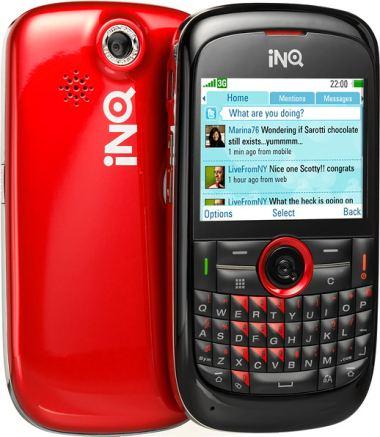 foto del cellulare iNQ Chat 3G