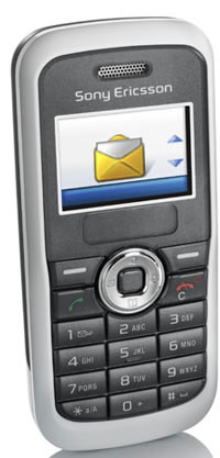 foto del cellulare Sony Ericsson J100