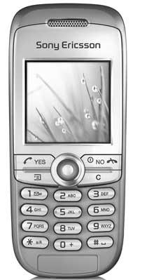 foto del cellulare Sony Ericsson J210i