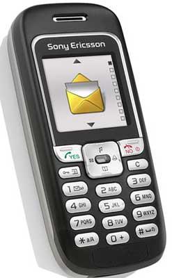 foto del cellulare Sony Ericsson J220