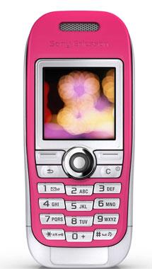 foto del cellulare Sony Ericsson J300